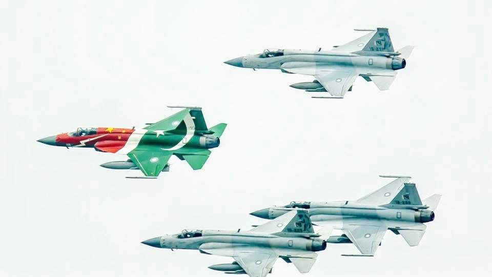 With the Success of the JF-17
