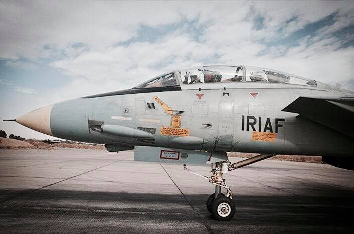 How Iran Keeps its 1970s F-14 Fleet Viable and Competitive Through