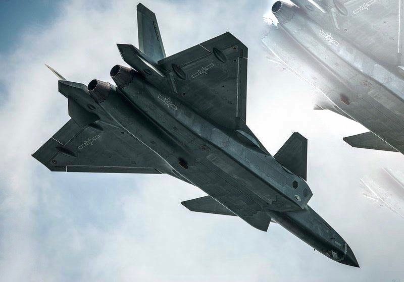 China's Continues Rapid Development of New Technologies for Stealth