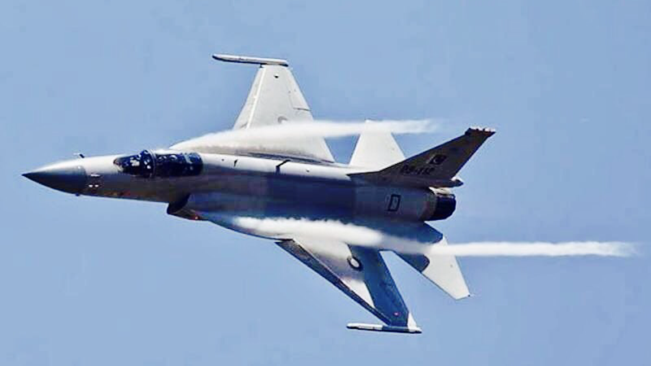 Pakistan Finalises Design for JF-17 Block III