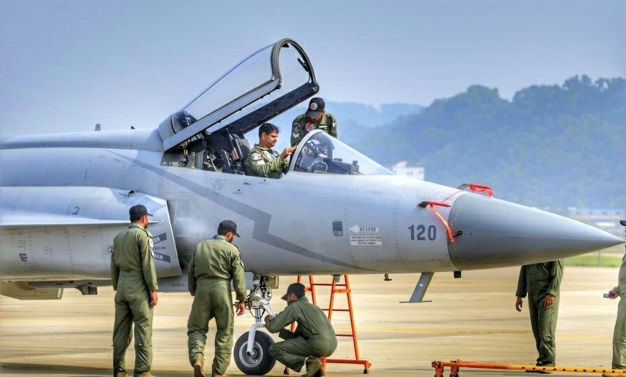Indian Air Force's Answer to Pakistan's JF-17 Thunder