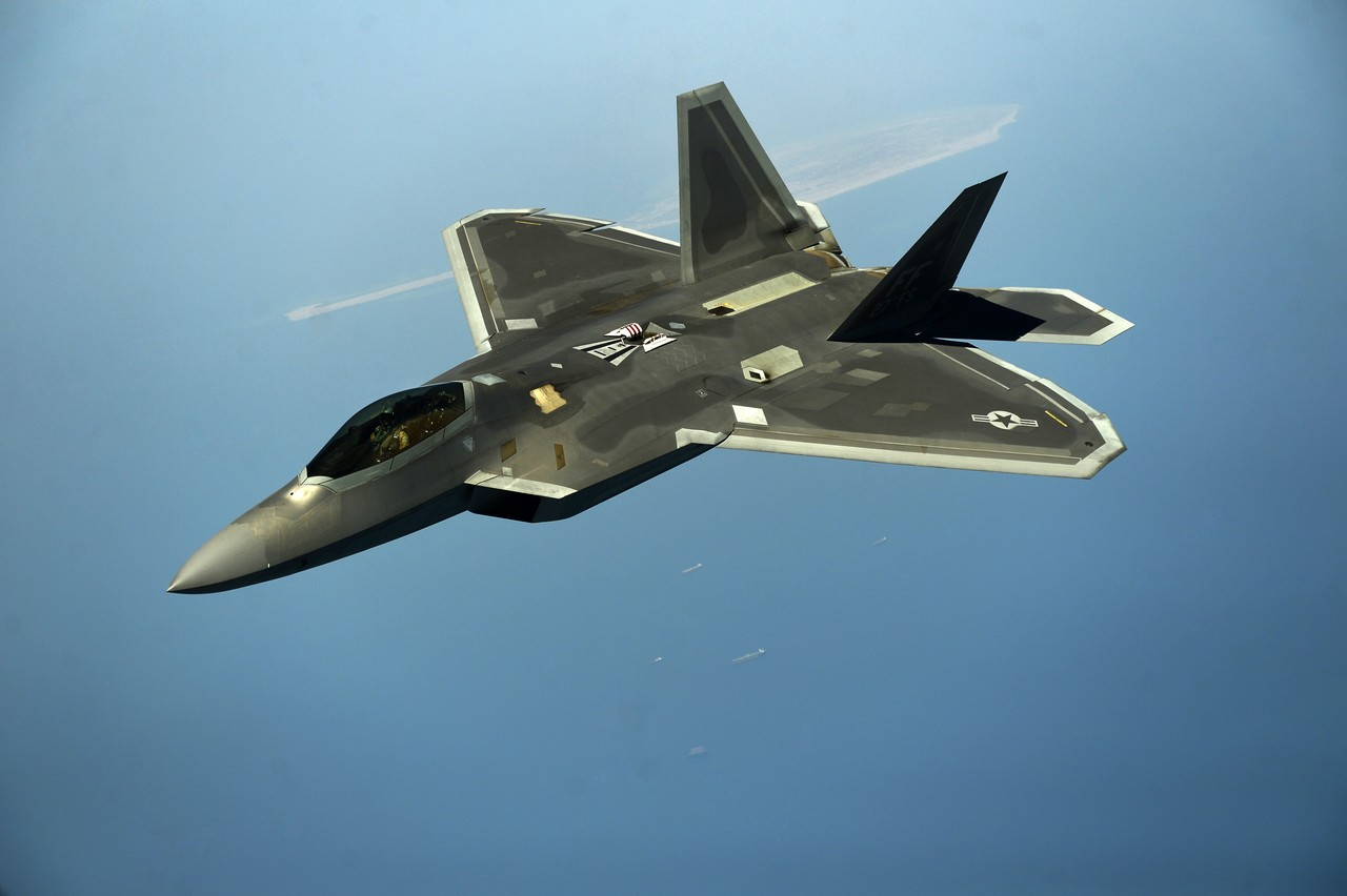 China's Elite J-20 Stealth Fighters Conduct Maritime Combat