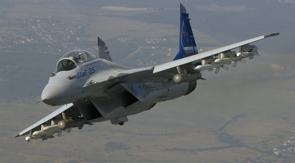 Russia's Other New Fighter