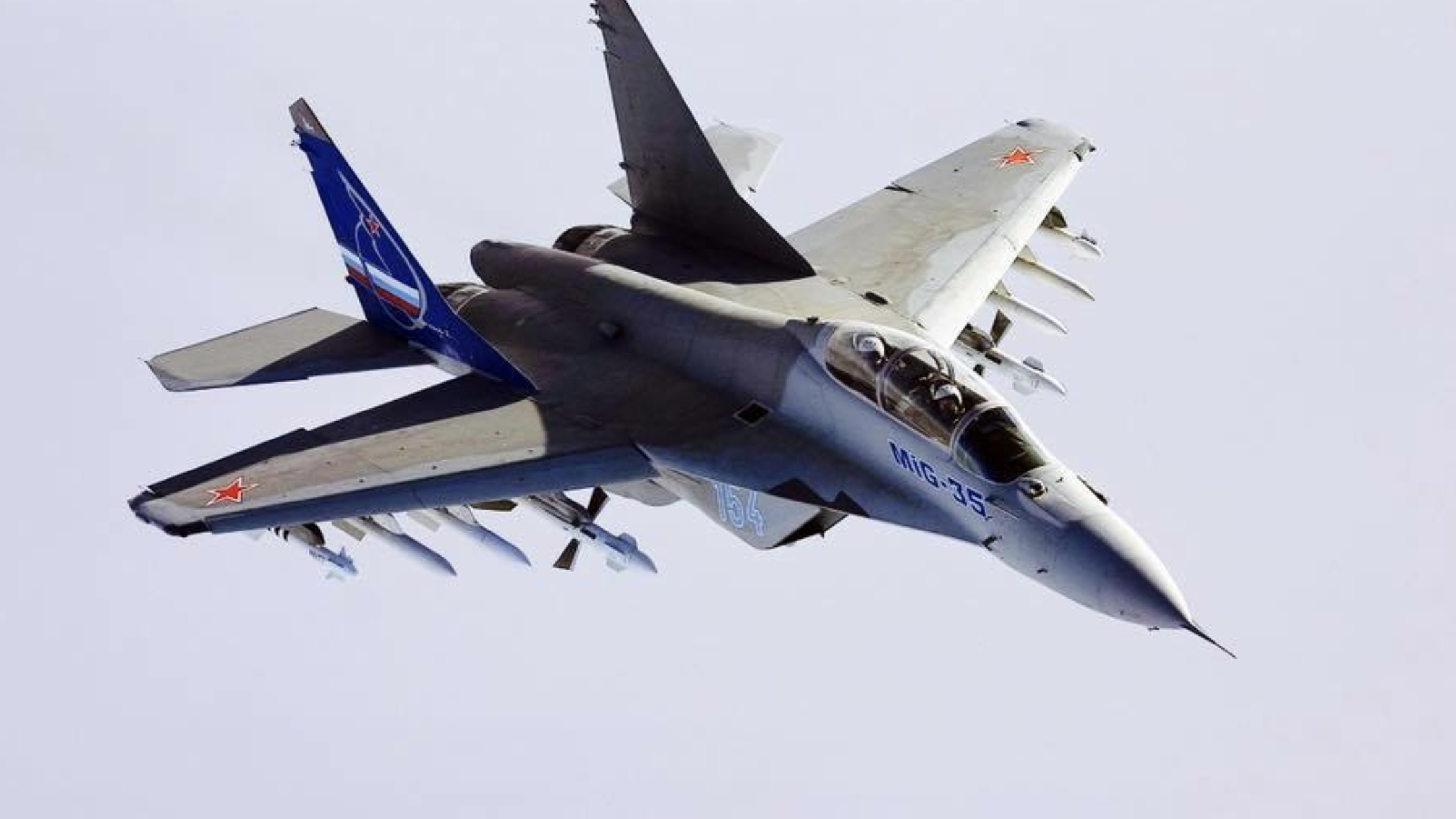 MiG-35 Set to Enter Service Ahead of Schedule