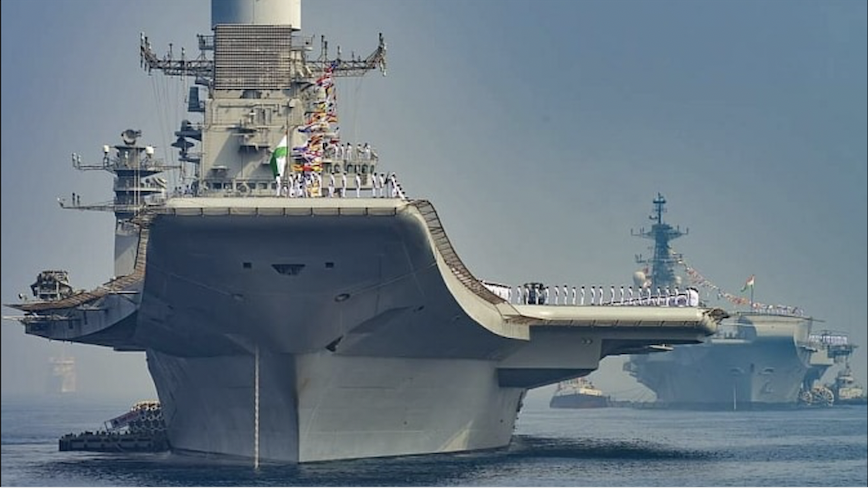 Will India's Plans for a High Tech Third Aircraft Carrier
