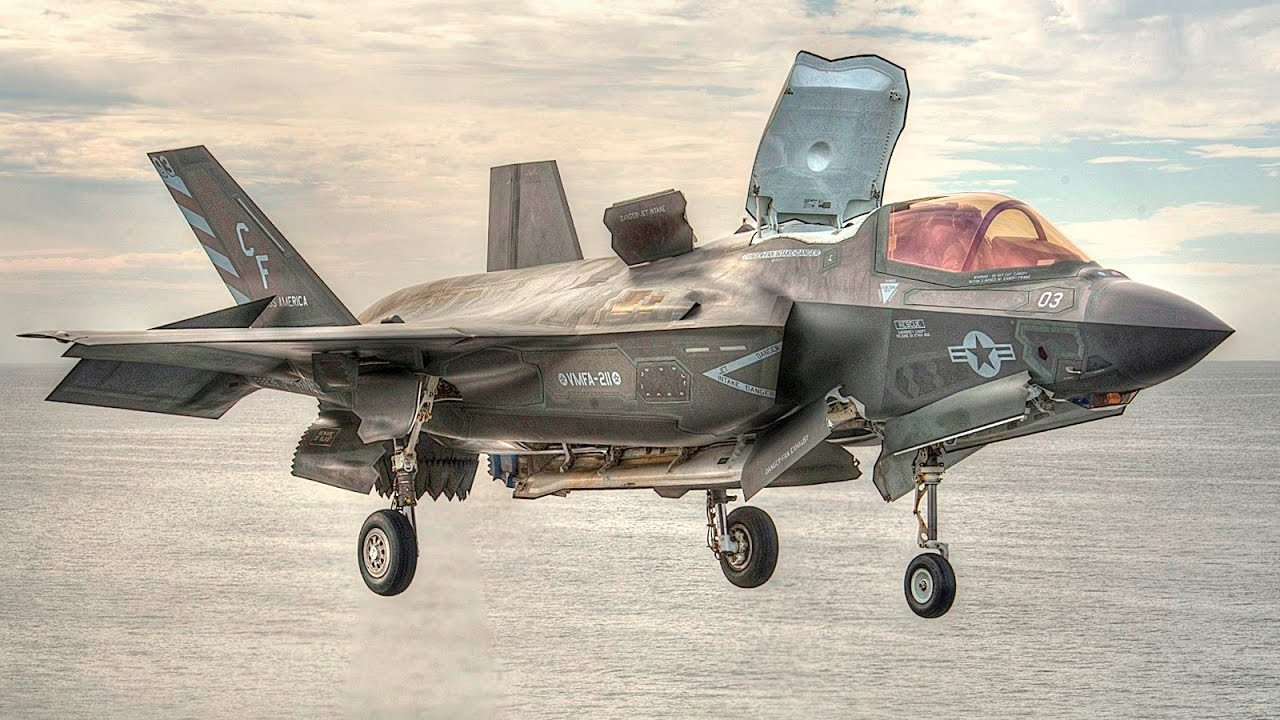F-35B Lightning vs  Eurofighter Typhoon