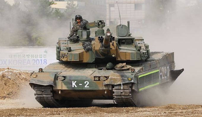 Oman Could Soon Field the Most Advanced Battle Tanks in