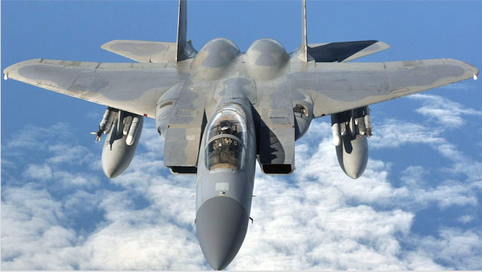 The F-15E Strike Eagle