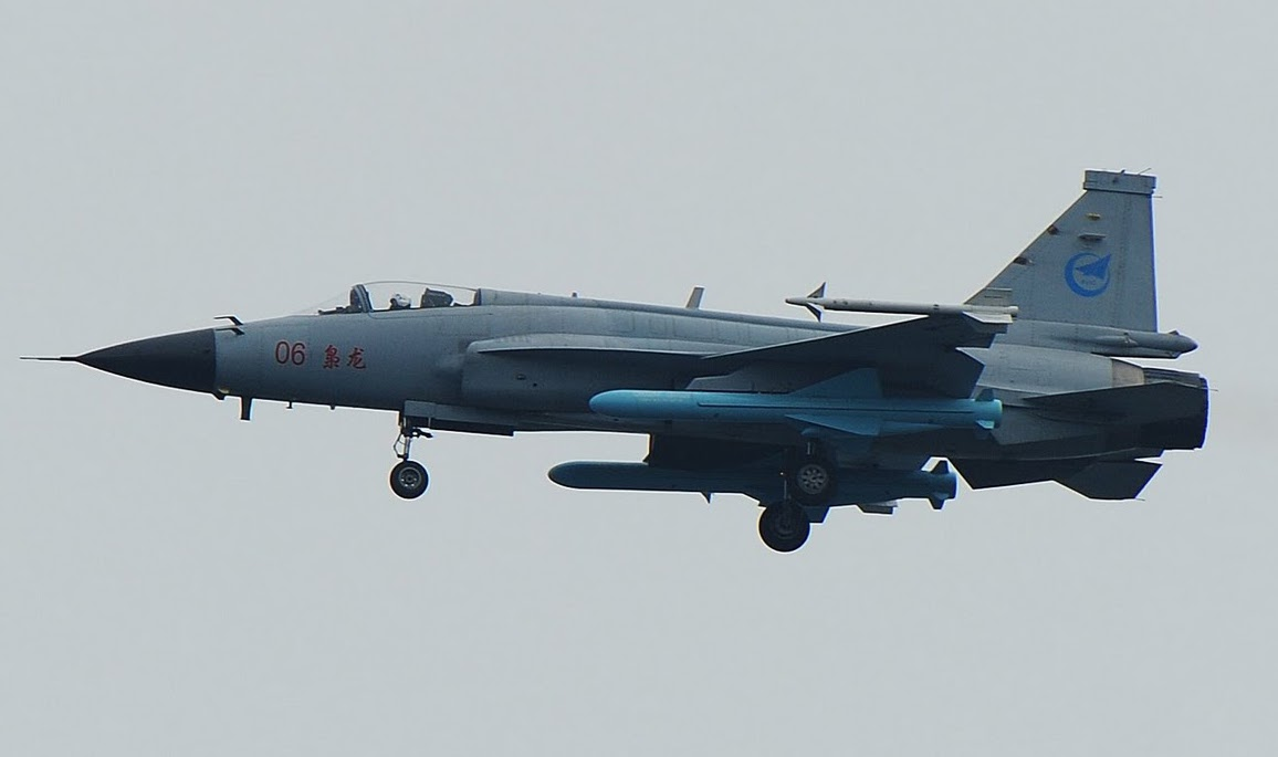 Why India Shouldn't Underestimate the Pakistani Air Force's