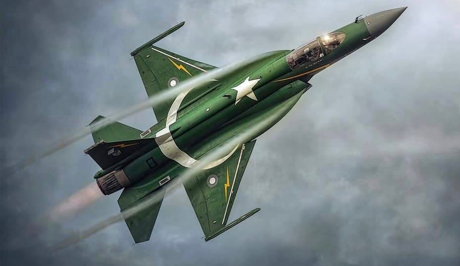 Why India Shouldn't Underestimate the Pakistani Air Force's JF-17