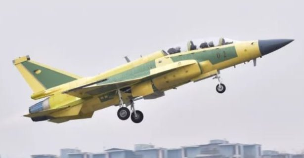 Myanmar Air Force Receives Twin Seat JF-17B Fighters Amid