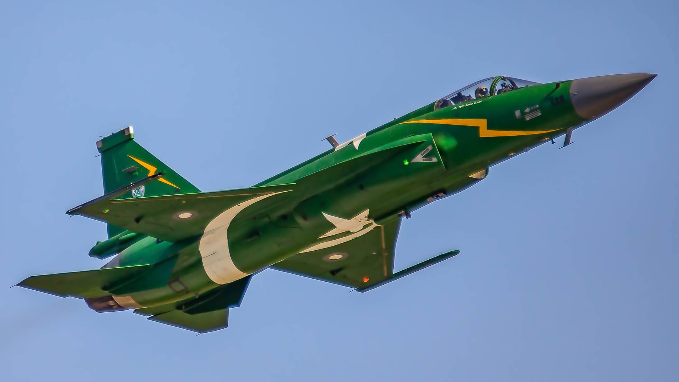 Malaysia to Aquire Two JF-17 Fighters for Combat Evaluation
