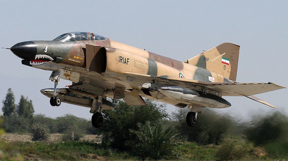 Poor Deterrent? Of Iran's Seventeen Fighter Squadrons, Only