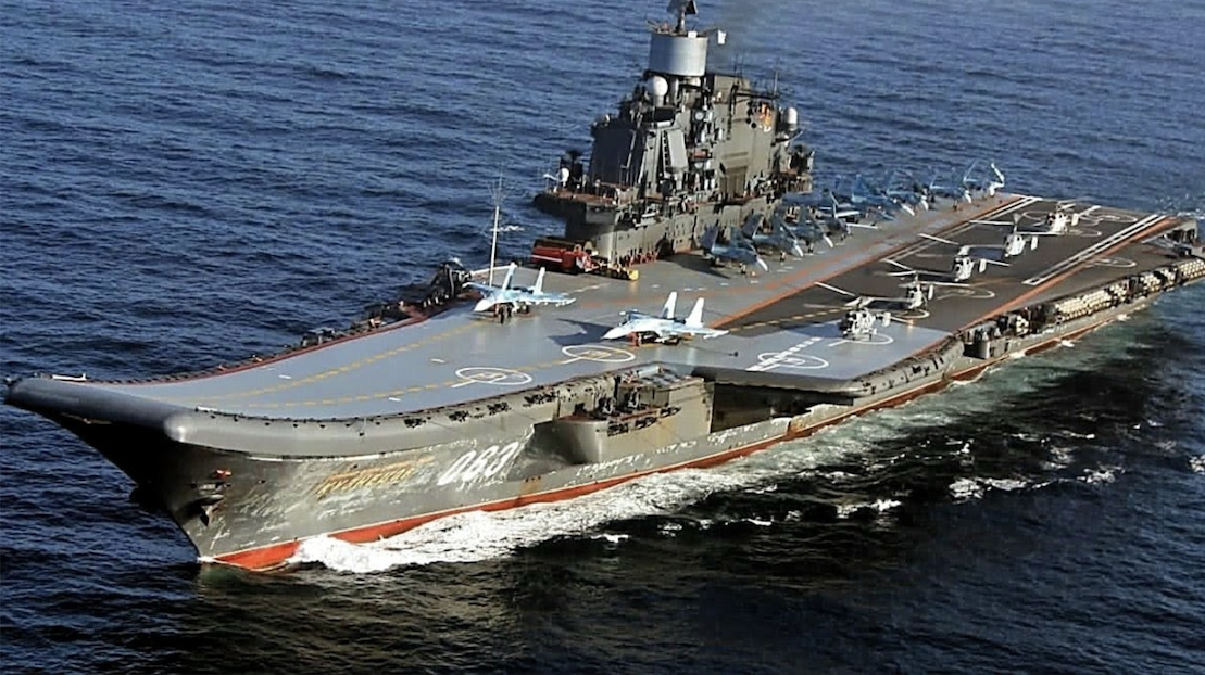 Commissioning of China's Latest Carrier Type 001A Imminent