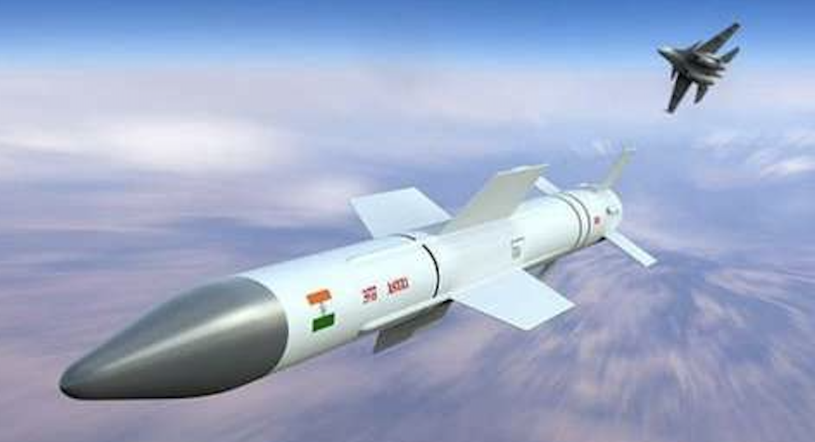 How Capable Are Existing Missiles on India's Su-30MKI? Why