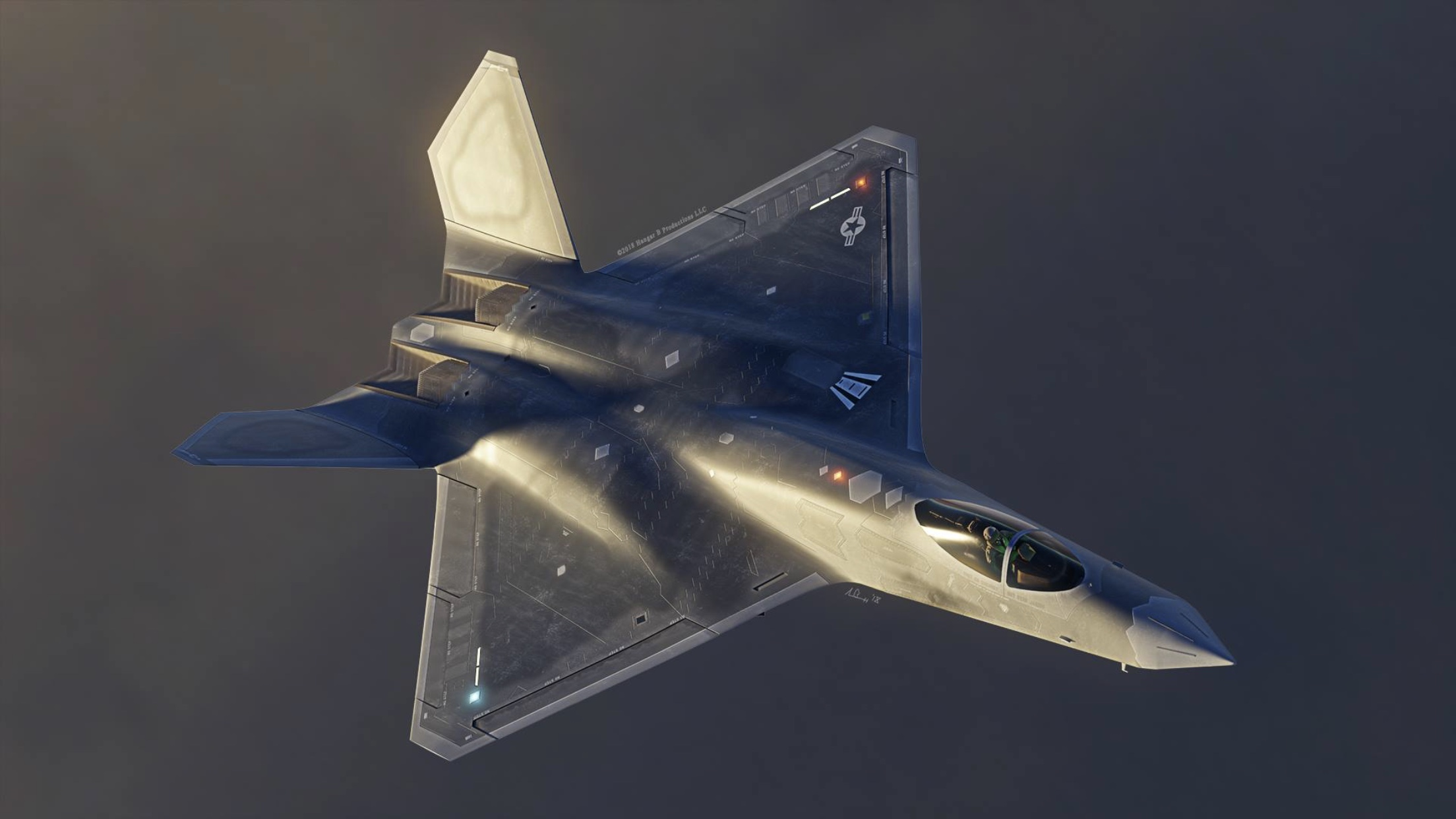 U S  Plans for a High Endurance Sixth Gen  Fighter to Escort