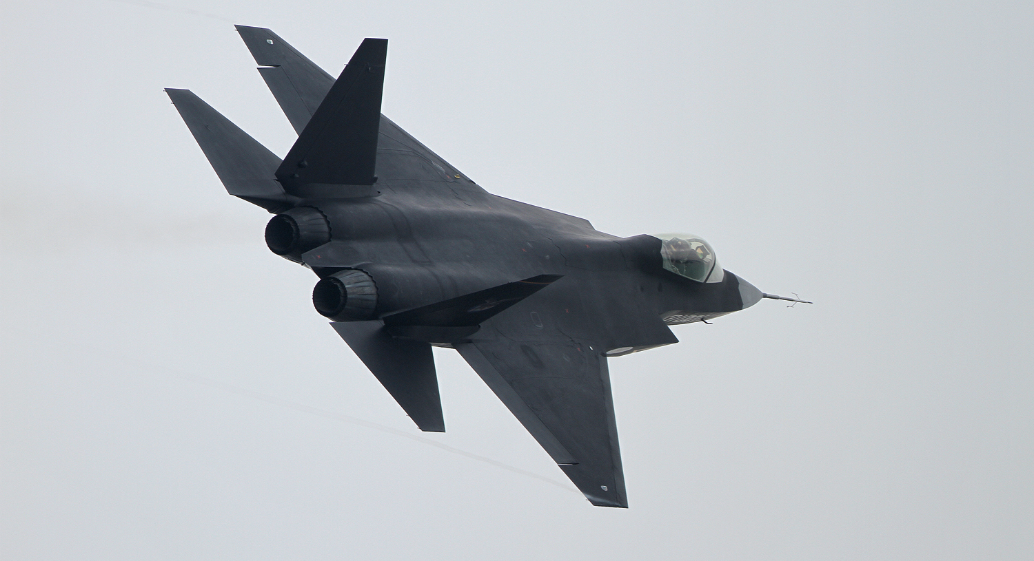 China Develops New Engines for J-31 Stealth Fighter - Reports