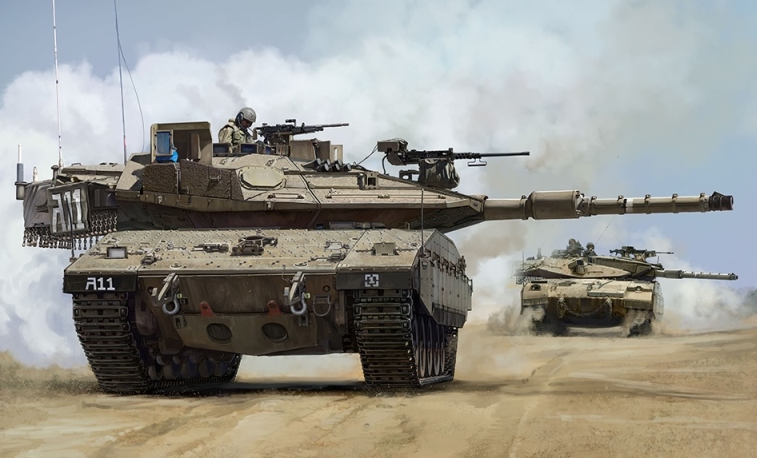 Five Israeli Weapons of War Iran Fears: From F-15 Eagles to