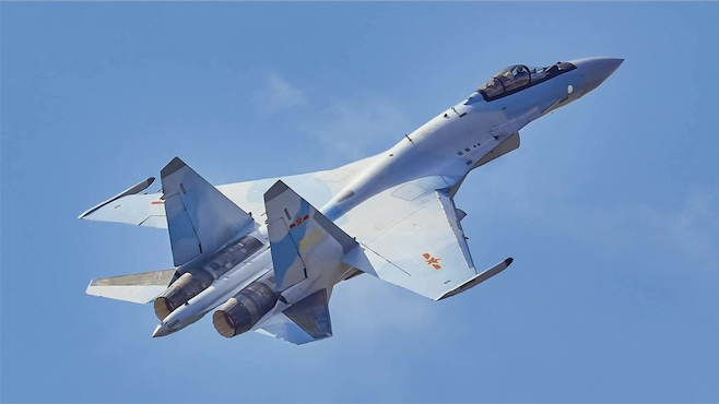 Russia Offers China Second Batch of Elite Su-35 Fighters - But Does