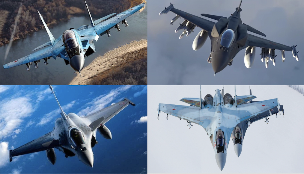 Who Will Win India's MMRCA Competition? MiG-35, Su-35