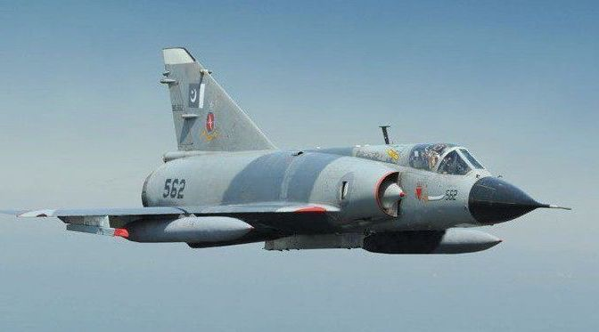 Pakistan Plans Purchase of Modernised Mirage 5 Attack Jets