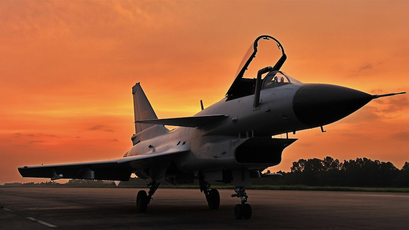 Chengdu J-10 Fourth Generation Fighter