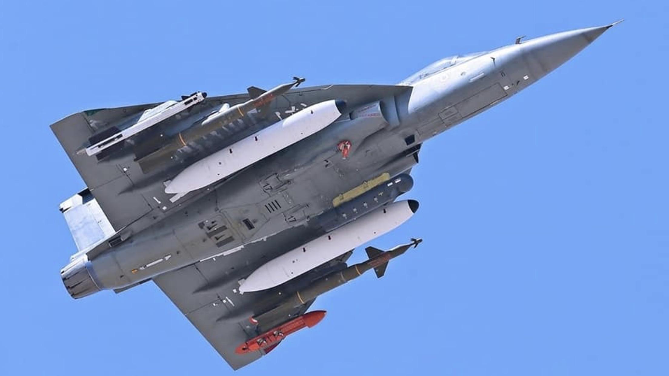 Tejas Single Engine Light Fighter