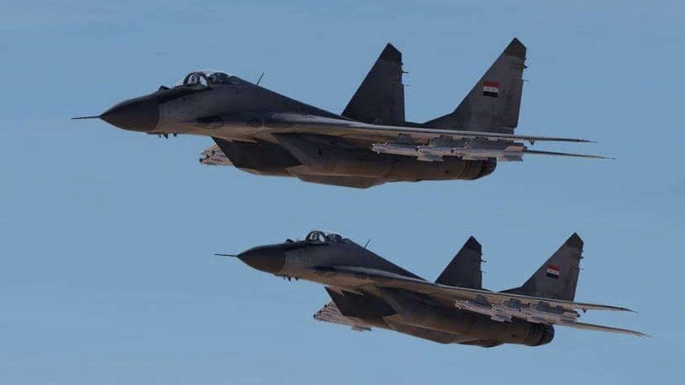 Syria Finally Receives Modern Fighter Jets From Russia: MiG-29SMTs to Bolster Damascus
