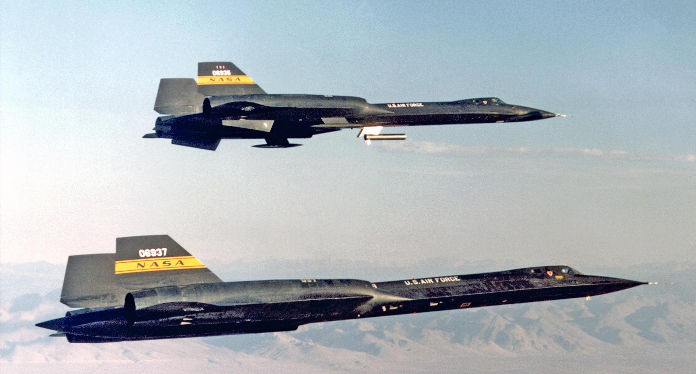 The United States Air Force's F-12 Interceptor; What Could Have Been the  World's Fastest Ever Combat Aircraft
