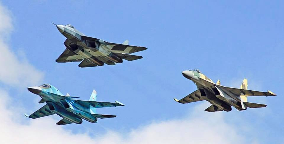 Su-35 vs. Su-57: Why Russia Needs Both to Effectively Modernise its Air  Superiority Fleet