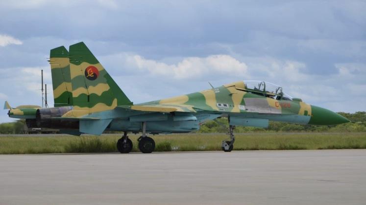 Российские истребители сделали ВВС Анголы хозяевами неба Африки