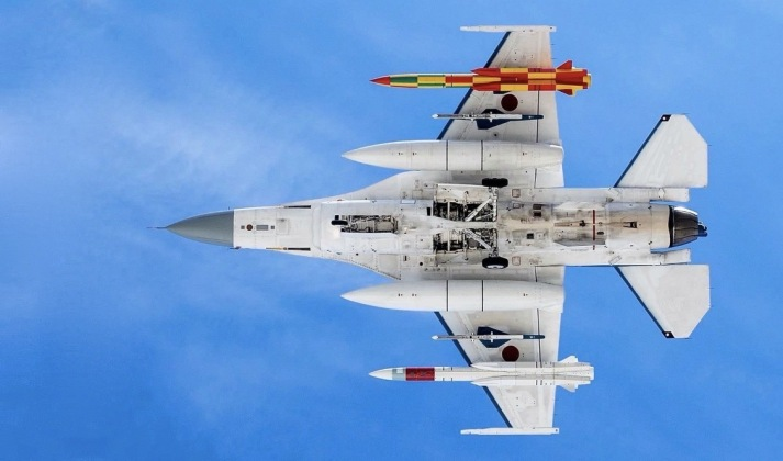 Japanese F-2 Fighter